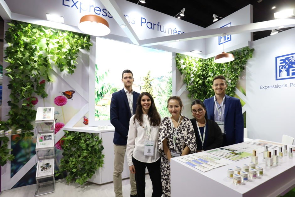 Great success for our BKK Team @ In Cosmetics Asia - 5 to 7 November 2019