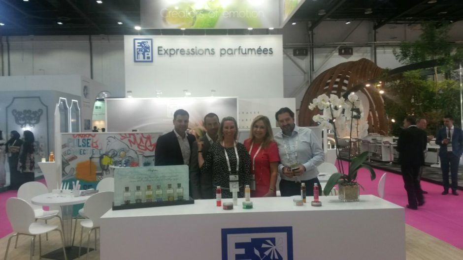 EP Dubai at Beautyworld Middle East 2016